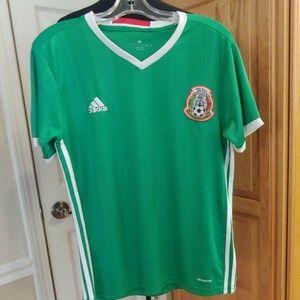 Adidas Team Mexico men's size small